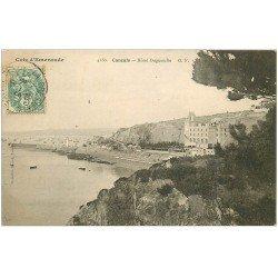 carte postale ancienne 35 CANCALE. Hôtel Duguesclin