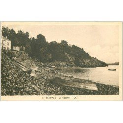 carte postale ancienne 35 CANCALE. La Pissotte