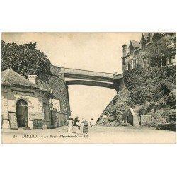 carte postale ancienne 35 DINARD. Porte Emeraude