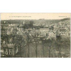 carte postale ancienne 35 FOUGERES. Le Vieux 1907