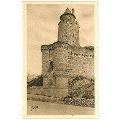 carte postale ancienne 35 FOUGERES. Tour du Gobelin