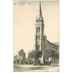 carte postale ancienne 35 PARAME. L'Eglise