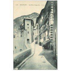 carte postale ancienne 05 BRIANCON. La Petite Gargouille