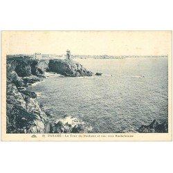 carte postale ancienne 35 PARAME. Tour Bonheur