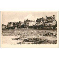 carte postale ancienne 35 PARAME. Villas Hoguette