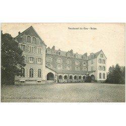 carte postale ancienne 35 REDON. Pensionnat du Cleu 1929