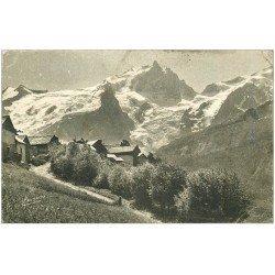 carte postale ancienne 05 BRIANCON. Maisons 1930