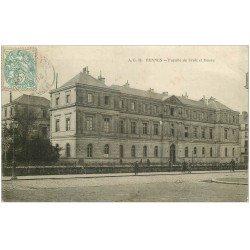 carte postale ancienne 35 RENNES. Faculté Droit Musée (timbre verso absent)...