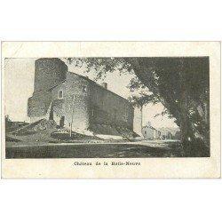 carte postale ancienne 05 Château de la Batie-Neuve (pli coin gauche)...