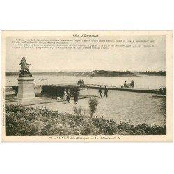 carte postale ancienne 35 SAINT-MALO. La Hollande