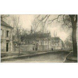 carte postale ancienne 36 CHATEAUROUX. Lycée National 1926