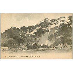 carte postale ancienne 05 LE LAUTARET.