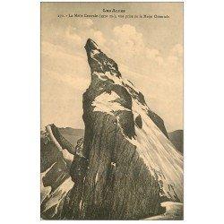 carte postale ancienne 05 MASSIF DE LA MEIJE Centrale vue de celle Orientale