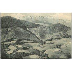 carte postale ancienne 65 BAGNERES-DE-BIGORRE. Le Mont-Aigu