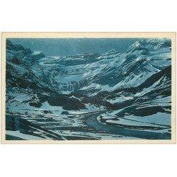 carte postale ancienne 65 GAVARNIE. Vue du Cirque 1931