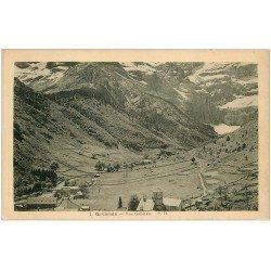 carte postale ancienne 65 GAVARNIE. Vue générale n°1
