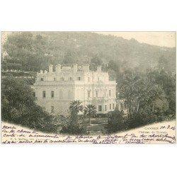 carte postale ancienne 06 CANNES. Château de Thorenc 1904