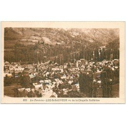 carte postale ancienne 65 LUZ-SAINT-SAUVEUR. Vue de la Chapelle Solférino