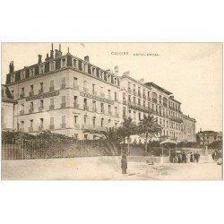 carte postale ancienne 06 CANNES. Hôtel Royal