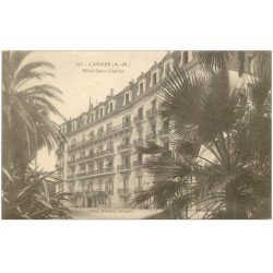 carte postale ancienne 06 CANNES. Hôtel Saint-Charles 303