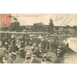 carte postale ancienne 76 DIEPPE. Casino et Bains 1906