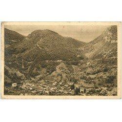 carte postale ancienne 01 TENAY 1938. Village de Chazey