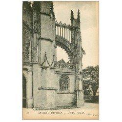 carte postale ancienne 76 ARQUES-LA-BATAILLE. Eglise 188