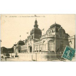 carte postale ancienne 76 LE HAVRE. Casino Marie-Christine 1911