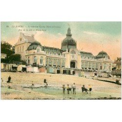 carte postale ancienne 76 LE HAVRE. Casino Marie-Christine 1912