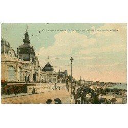 carte postale ancienne 76 LE HAVRE. Casino Marie-Christine 1916 Boulevard Maritime