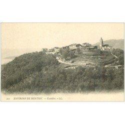 carte postale ancienne 06 CASTELLAR. Carte Pionnière vers 1900 vierge