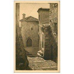 carte postale ancienne 06 EZE. Vieille Maison
