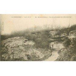 carte postale ancienne 76 ELBEUF. Côte Saint-Cyr