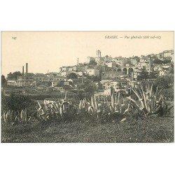 carte postale ancienne 06 GRASSE. Vue du Village n° 145