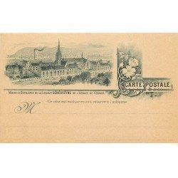 carte postale ancienne 76 FECAMP. Distillerie Liqueur Bénédictine de l'Abbaye
