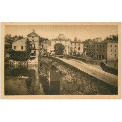 carte postale ancienne 44 CLISSON. Pont de la Vallée