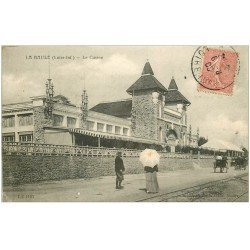 carte postale ancienne 44 LA BAULE. Le Casino 1906