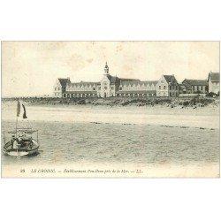 carte postale ancienne 44 LE CROISIC. Etablissement Pen-Bron 1908