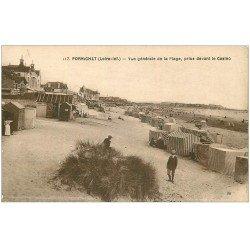 carte postale ancienne 44 PORNICHET. La Plage 117