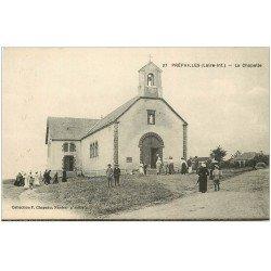 carte postale ancienne 44 PREFAILLES. La Chapelle