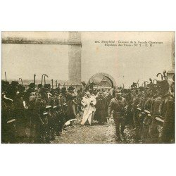 carte postale ancienne 38 CHARTREUSE. Expulsion Pères Chartreux 224