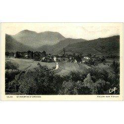 carte postale ancienne 38 SAINT-MARTIN-D'URIAGE. Vallée Vizille 1938