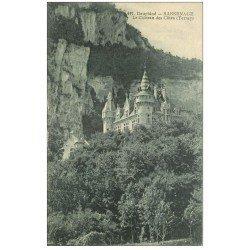 carte postale ancienne 38 SASSENAGE. Château des Côtes