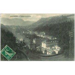 carte postale ancienne 38 URIAGE-LES-BAINS. Hôtels Avenue de Vizille 1911