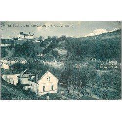 carte postale ancienne 38 URIAGE-LES-BAINS. Le Colon 1927