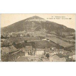 carte postale ancienne 38 VOIRON. Coteau de Vouise