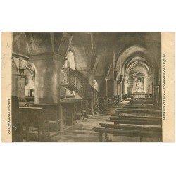 carte postale ancienne 39 ARBOIS. L'Eglise 1921
