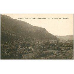 carte postale ancienne 39 ARBOIS. Vallée des Planches