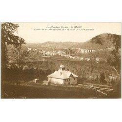 carte postale ancienne 39 MOREZ. Maison Lamartine