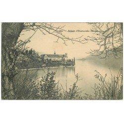 carte postale ancienne 73 ABBAYE D'HAUTECOMBE 765